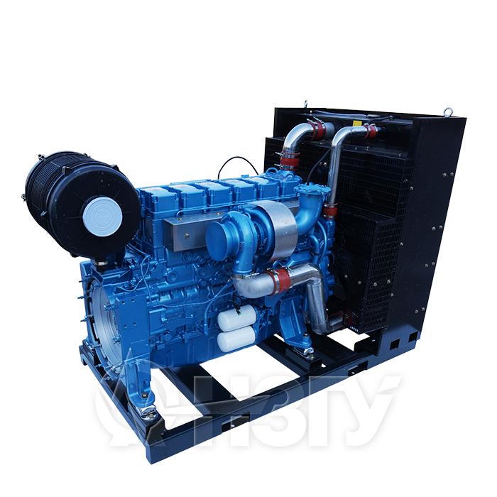 Двигатель Moteurs Baudouin 6M21G440/5e2 (368 кВт/1500)