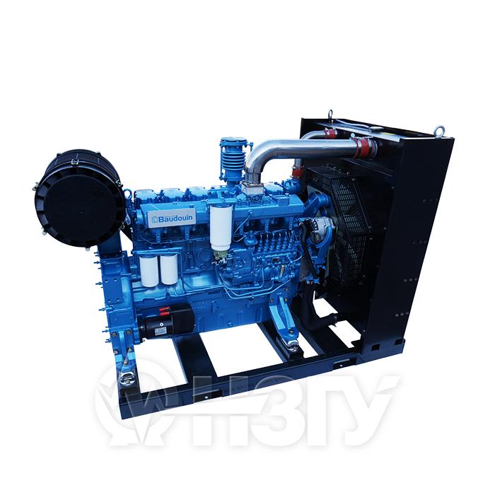 Двигатель Moteurs Baudouin 6M16G250/5e2 (216 кВт/1500)