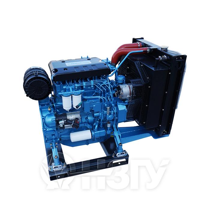 Двигатель Moteurs Baudouin 4M11G70/5e2 (60 кВт/1500)