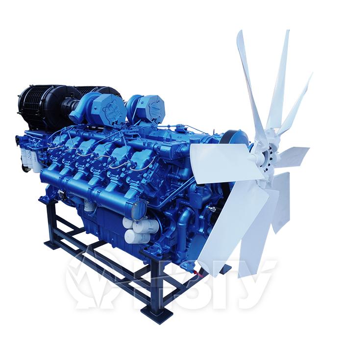 Двигатель Moteurs Baudouin 12M33G1250-5e2 (1007 кВт/1500)