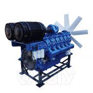 Двигатель Moteurs Baudouin 12M26G825/5e2 (680 кВт/1500)