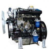 Дизельный двигатель ED490