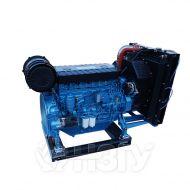 Двигатель Moteurs Baudouin 6M11G165/5e2 (138 кВт/1500)
