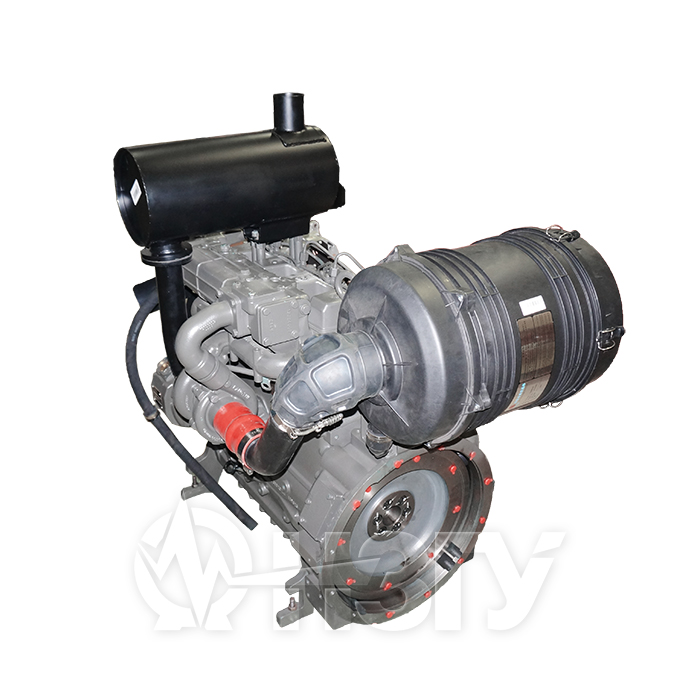 Дизельный двигатель  WEICHAI-DEUTZ WP4 D66E200(M)