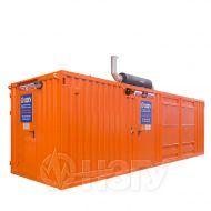 Утепленный блок контейнер УБК-8