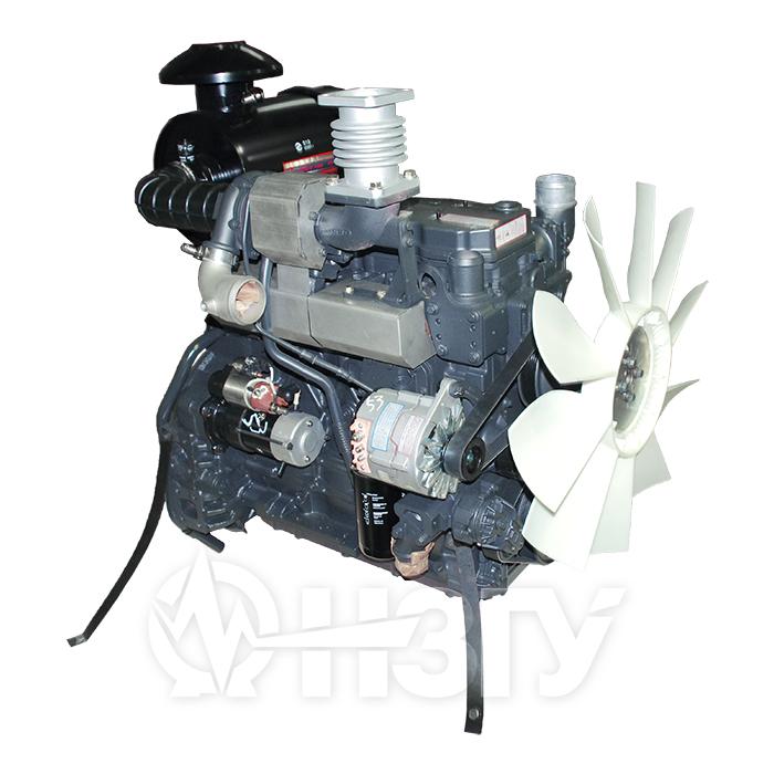 Дизельный двигатель Shanghai Diesel SC4H180D2