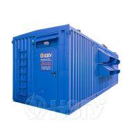 Утепленный блок контейнер УБК-10