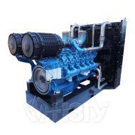 Двигатель Moteurs Baudouin 12M26G1100/5e2 (880 кВт/1500)