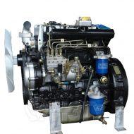 Дизельный двигатель ED480