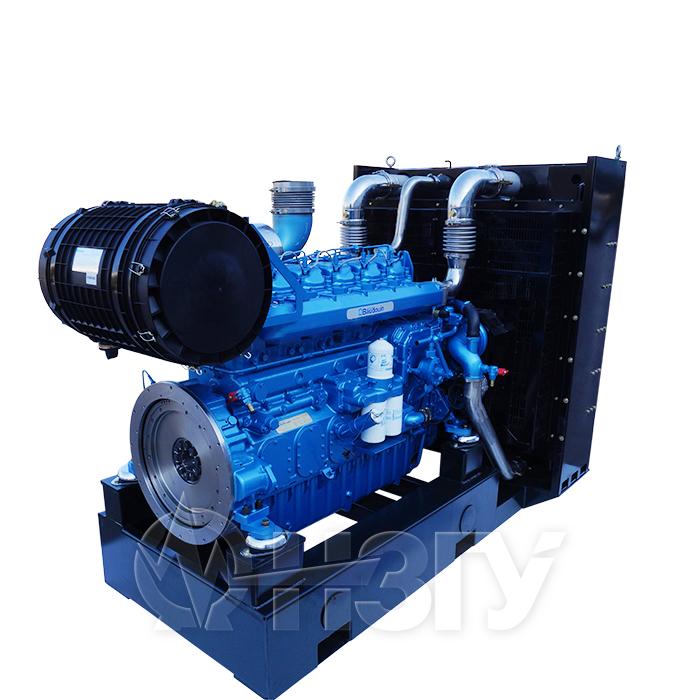 Двигатель Moteurs Baudouin 6M26G550/5e2 (440 кВт/1500)