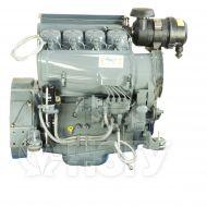 Дизельный двигатель BEINEI-DEUTZ F4L912