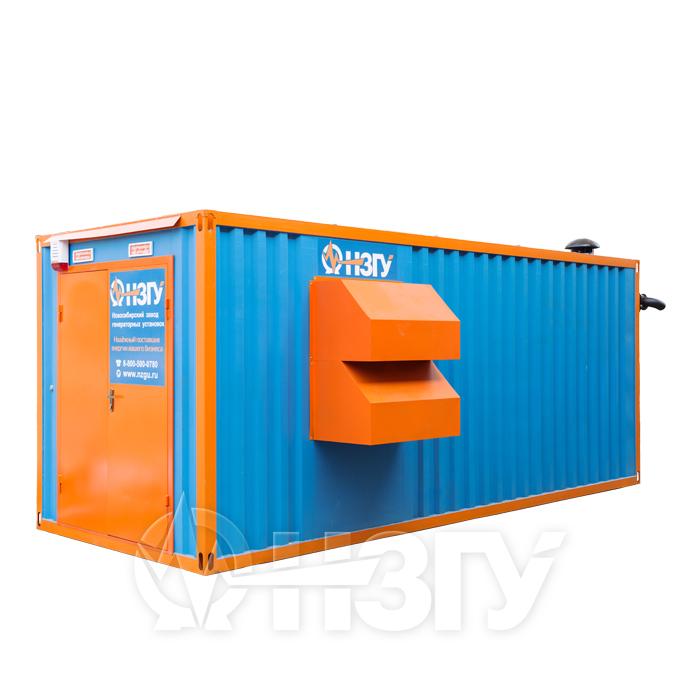 Утепленный блок контейнер УБК-6