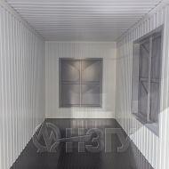 Утепленный блок контейнер УБК-5,5 6