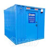 Утепленный блок контейнер УБК-3 4
