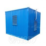 Утепленный блок контейнер УБК-3 5