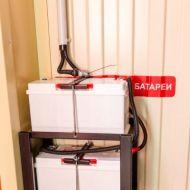 Утепленный блок контейнер УБК-6 7
