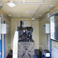 Утепленный блок контейнер УБК-4 3