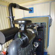 Утепленный блок контейнер УБК-4 4