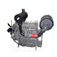 Дизельный двигатель  DEUTZ WP4 D66E200(M) 2