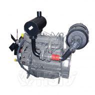 Дизельный двигатель  DEUTZ WP4 D66E200(M) 5