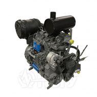 Дизельный двигатель  DEUTZ WP4 D66E200(M) 8