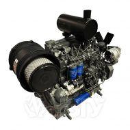Дизельный двигатель  DEUTZ WP4 D66E200(M) 10