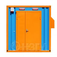 Утепленный блок контейнер УБК-4 14