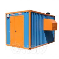 Утепленный блок контейнер УБК-4 15