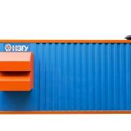Утепленный блок контейнер УБК-6 16