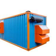 Утепленный блок контейнер УБК-6 17