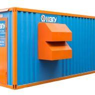 Утепленный блок контейнер УБК-6 18