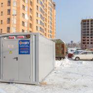 Утепленный блок контейнер УБК-5 3