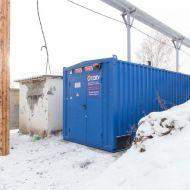 Утепленный блок контейнер УБК-5 4