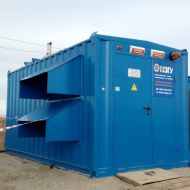 Утепленный блок контейнер УБК-5 7