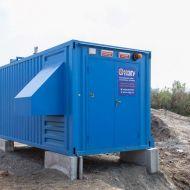 Утепленный блок контейнер УБК-5 9