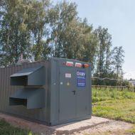 Утепленный блок контейнер УБК-5 12