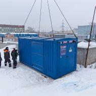 Утепленный блок контейнер УБК-5 13