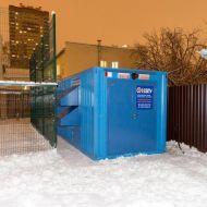 Утепленный блок контейнер УБК-6 23