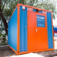 Утепленный блок контейнер УБК-4 18
