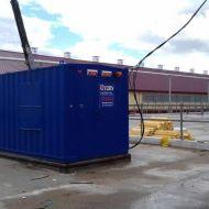 Утепленный блок контейнер УБК-4 19