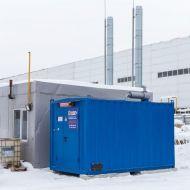 Утепленный блок контейнер УБК-4 20