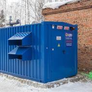 Утепленный блок контейнер УБК-4 21
