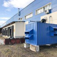 Утепленный блок контейнер УБК-4 22
