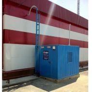 Утепленный блок контейнер УБК-3 6
