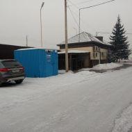 Утепленный блок контейнер УБК-3 8