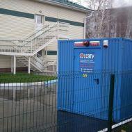 Утепленный блок контейнер УБК-3 9