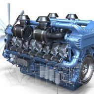 Двигатель Moteurs Baudouin 16M33G1700/5e2 (1530 кВт/1500) 4