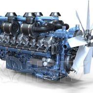 Двигатель Moteurs Baudouin 16M33G1700/5e2 (1530 кВт/1500) 5
