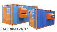 Утепленные блок-контейнеры