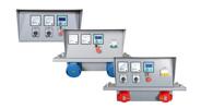Шкафы управления генераторами и электростанциями